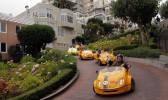 Yellow Cars - San Fransisco