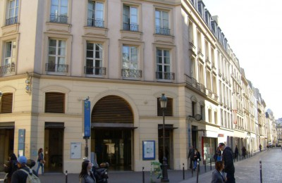 Residhome Appart Residhome Appart Hotel Paris - Hotelindgang