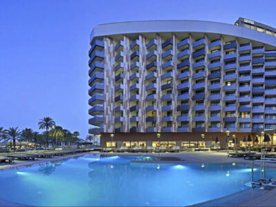 Accessible pool - Hotel Melia Costa del Sol